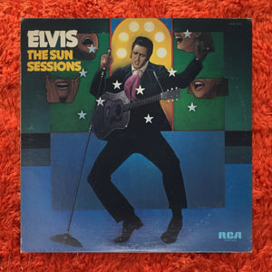 (presley, elvis) | Elvis Presley [The Sun Sessions] US Promo Original