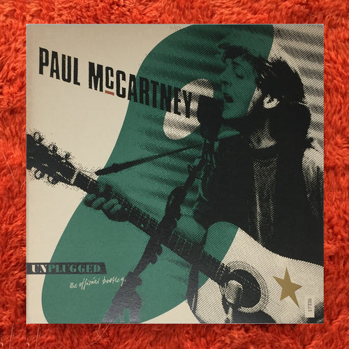(mccartney, paul) | Paul McCartney [Unplugged: The Official Bootleg] UK Original