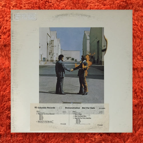 Pink Floyd [Wish You Were Here] US Promo