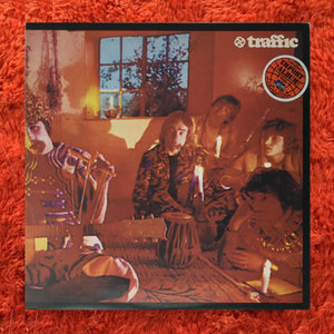 (traffic) | Traffic [Mr. Fantasy] '70s UK Pressing