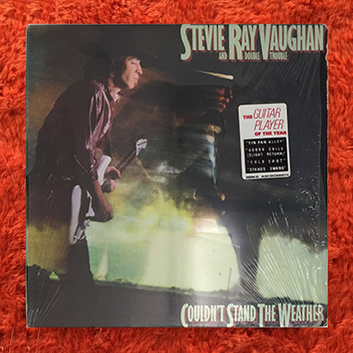 (vaughan, stevie ray) | Stevie Ray Vaughan [Couldn't Stand The Weather] US Original