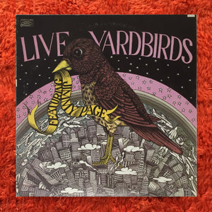 (yardbirds) | The Yardbirds [Live Yardbirds Featuring Jimmy Page] US Original