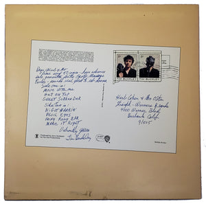 (buckley, tim) | Tim Buckley [Greetings From L.A.] US Original