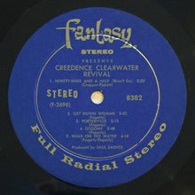 Load image into Gallery viewer, (creedence) | Creedence Clearwater Revival [Creedence Clearwater Revival] Early US Press