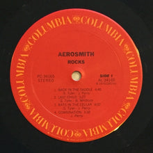 Load image into Gallery viewer, (aerosmith) | Aerosmith [Rocks] US Promo Original