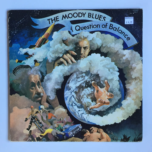 (moody blues) | Moody Blues [A Question Of Balance]