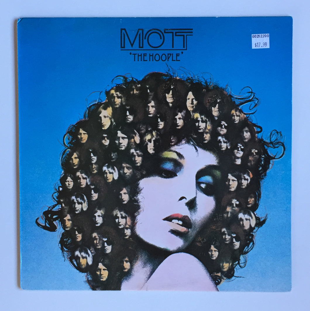 (mott the hoople) | Mott The Hoople [The Hoople]