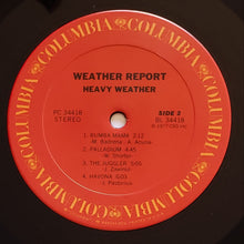 Load image into Gallery viewer, (weather report) | Weather Report [Heavy Weather] US Promo Original