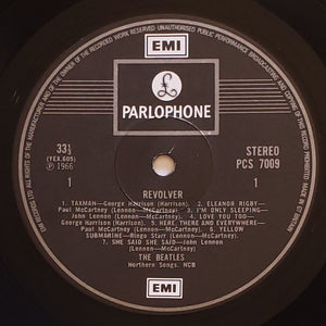 (beatles) | The Beatles [Revolver] '70s UK Stereo