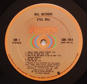 (withers, bill) | Bill Withers [Still Bill] US Original