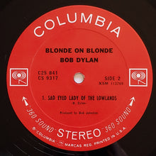 Load image into Gallery viewer, (dylan, bob) | Bob Dylan [Blonde On Blonde] '60s Stereo Press