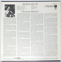 Load image into Gallery viewer, (mingus, charles) | Charles Mingus [Mingus Ah Um] '70s US Pressing