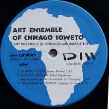 Load image into Gallery viewer, (art ensemble) | Art Ensemble Of Chicago [Art Ensemble Of Soweto] Japanese Original