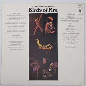 (mahavishnu orchestra) | Mahavishnu Orchestra [Birds Of Fire] UK Original