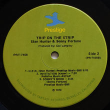 Load image into Gallery viewer, (hunter, stan) | Stan Hunter & Sonny Fortune [The Trip On The Strip] '70s Pressing