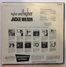 Load image into Gallery viewer, (wilson, jackie) Jackie Wilson [Higher And Higher] US Original