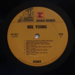(young, neil) | Neil Young [Neil Young] US '70s Press