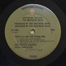 Load image into Gallery viewer, (grateful dead) | Grateful Dead [Anthem Of The Sun] '71 US Hybrid Press