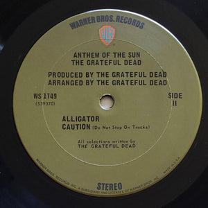 (grateful dead) | Grateful Dead [Anthem Of The Sun] '71 US Hybrid Press
