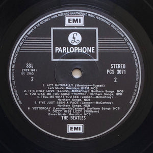 (beatles) | The Beatles [Help!] '70s UK Press
