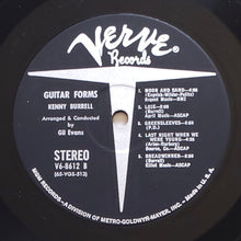 Load image into Gallery viewer, (burrell, kenny) | Kenny Burrell [Guitar Forms] US Original