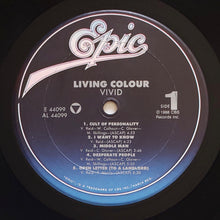 Load image into Gallery viewer, (living colour) | Living Colour [Vivid] US Original