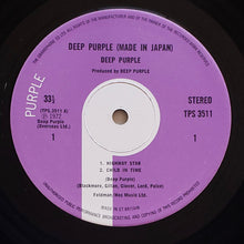 Load image into Gallery viewer, (deep purple) | Deep Purple [Made In Japan] UK Original