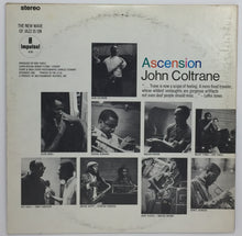 Load image into Gallery viewer, (coltrane, john) | John Coltrane [Ascension] '60s Edition II Stereo
