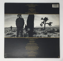 Load image into Gallery viewer, (u2) | U2 [The Joshua Tree] UK Original
