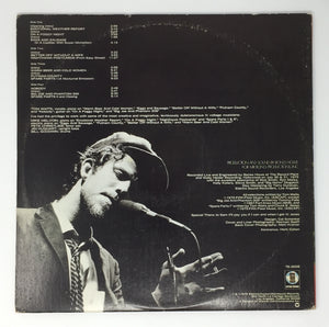(waits, tom) | Tom Waits [Nighthawks At The Diner] White Label Promo