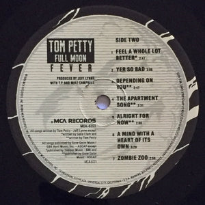 (petty, tom) | Tom Petty [Full Moon Fever] US Original