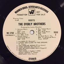 Load image into Gallery viewer, (everly brothers) | The Everly Brothers [Roots] White Label Promo