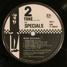 Load image into Gallery viewer, (specials) | The Specials [More Specials] UK Original