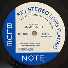 Load image into Gallery viewer, (smith, jimmy) | Jimmy Smith [The Sermon!] Stereo Original
