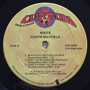 (mayfield, curtis) | Curtis Mayfield [Roots] US Original