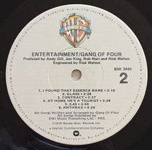 Load image into Gallery viewer, (gang of four) | Gang Of Four [Entertainment!] US Original