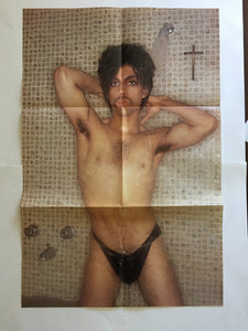 (prince) | Prince [Controversy] US Promo w/ Poster