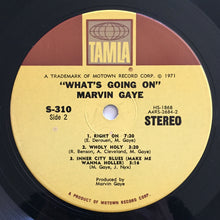 Load image into Gallery viewer, (gaye, marvin) | Marvin Gaye [What's Going On] US Original