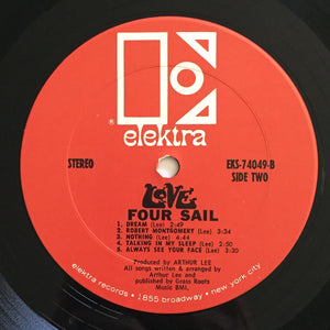 (love) | Love [Four Sail] US Original