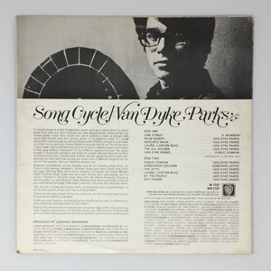 (parks, van dyke) | Van Dyke Parks [Song Cycle] W7 Green Label