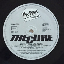 Load image into Gallery viewer, (cure) | The Cure [Seventeen Seconds] German Original