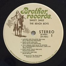 Load image into Gallery viewer, (beach boys) | The Beach Boys [Smiley Smile] US Original