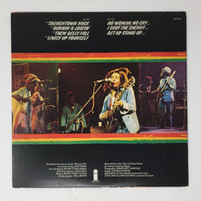 Load image into Gallery viewer, (marley, bob) | Bob Marley And The Wailers [Live] UK Original w/ Poster