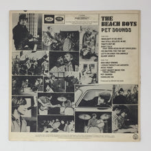 Load image into Gallery viewer, (beach boys) | The Beach Boys [Pet Sounds] US Mono Original