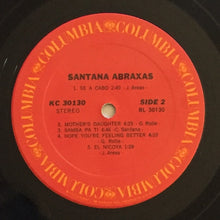 Load image into Gallery viewer, (santana) | Santana [Abraxas] US Original w/ Poster