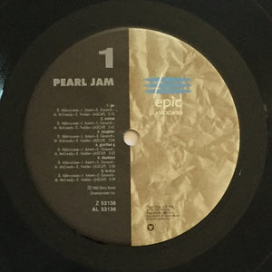 (pearl jam) | Pearl Jam [Vs.] US Original