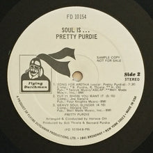 "Load image into Gallery viewer, (purdie, bernard) | Bernard ""Pretty"" Purdie [Soul Is...] White Label Promo"