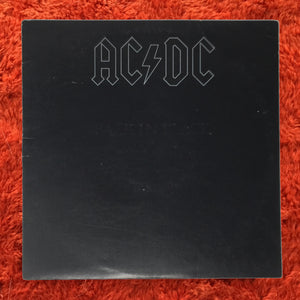 (acdc) | AC/DC [Back In Black] US Original
