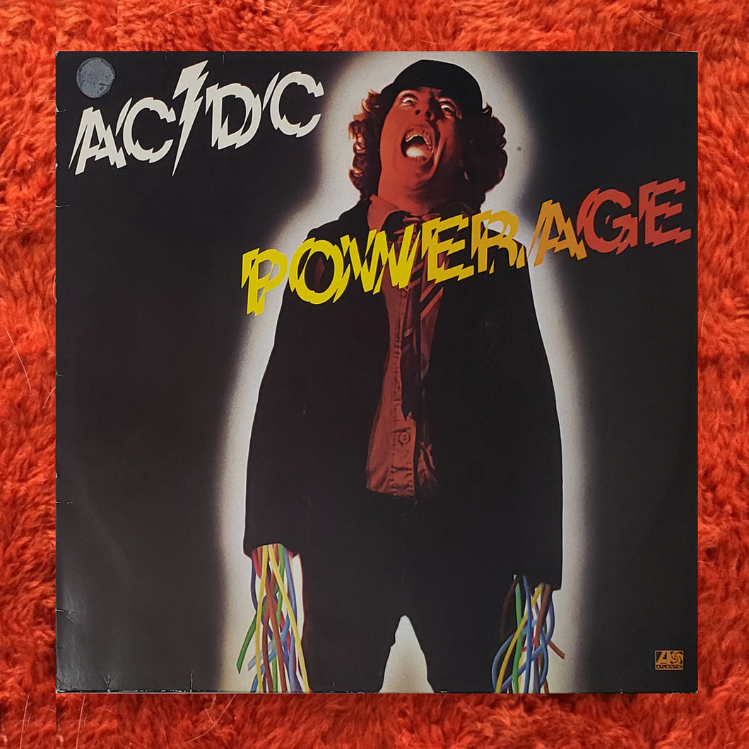 (ad/dc) | AC/DC [Powerage] German Original