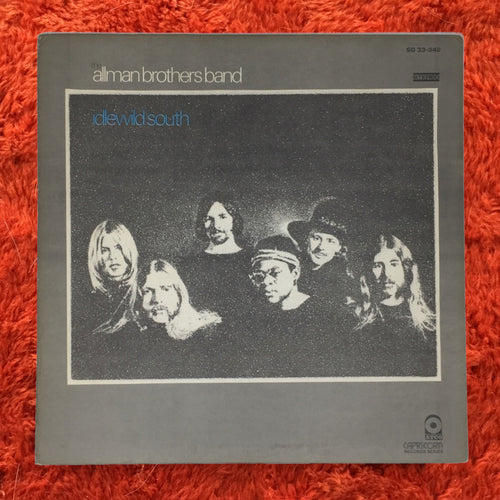 (allman brothers) | The Allman Brothers Band [Idlewild South] US Monarch Original